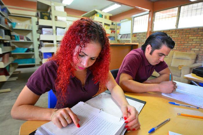 Vizsgaidőszak, diák