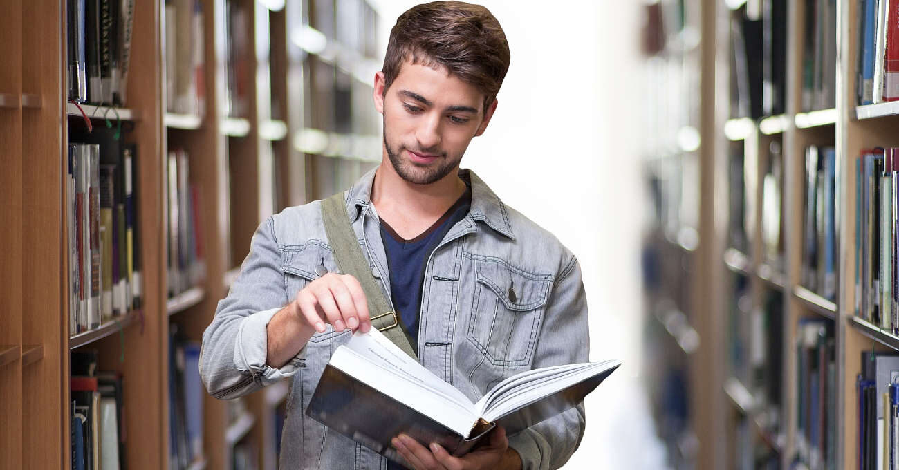vizsgaidőszak, diák, könyvtár,
