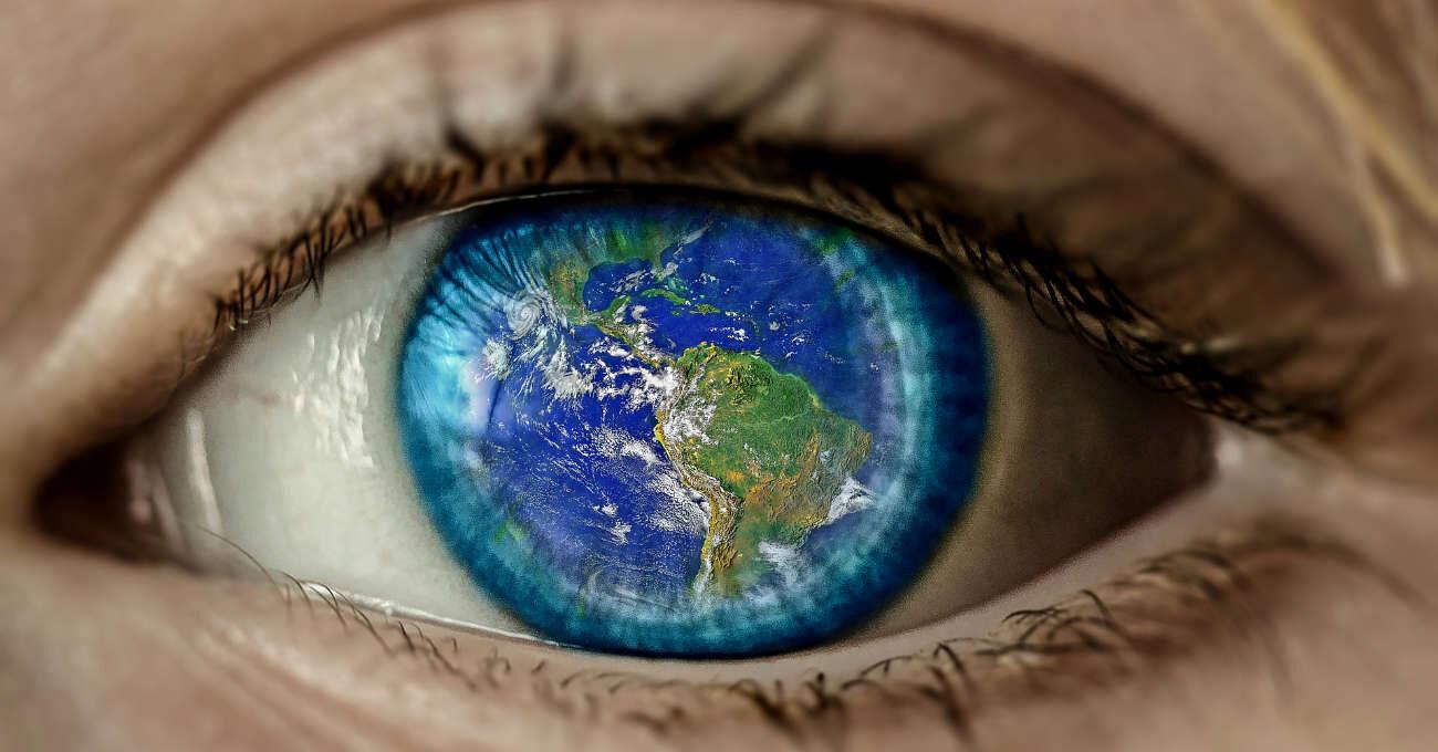 Föld, szem