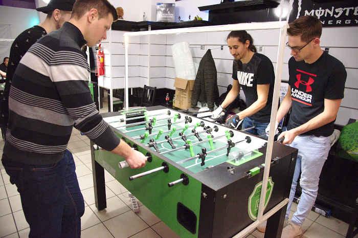 Viharsarki Csocsó Liga 2019