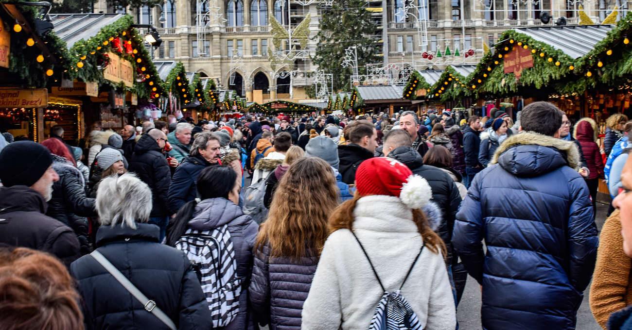 Karácsonyi Vásár, Bécs 2019