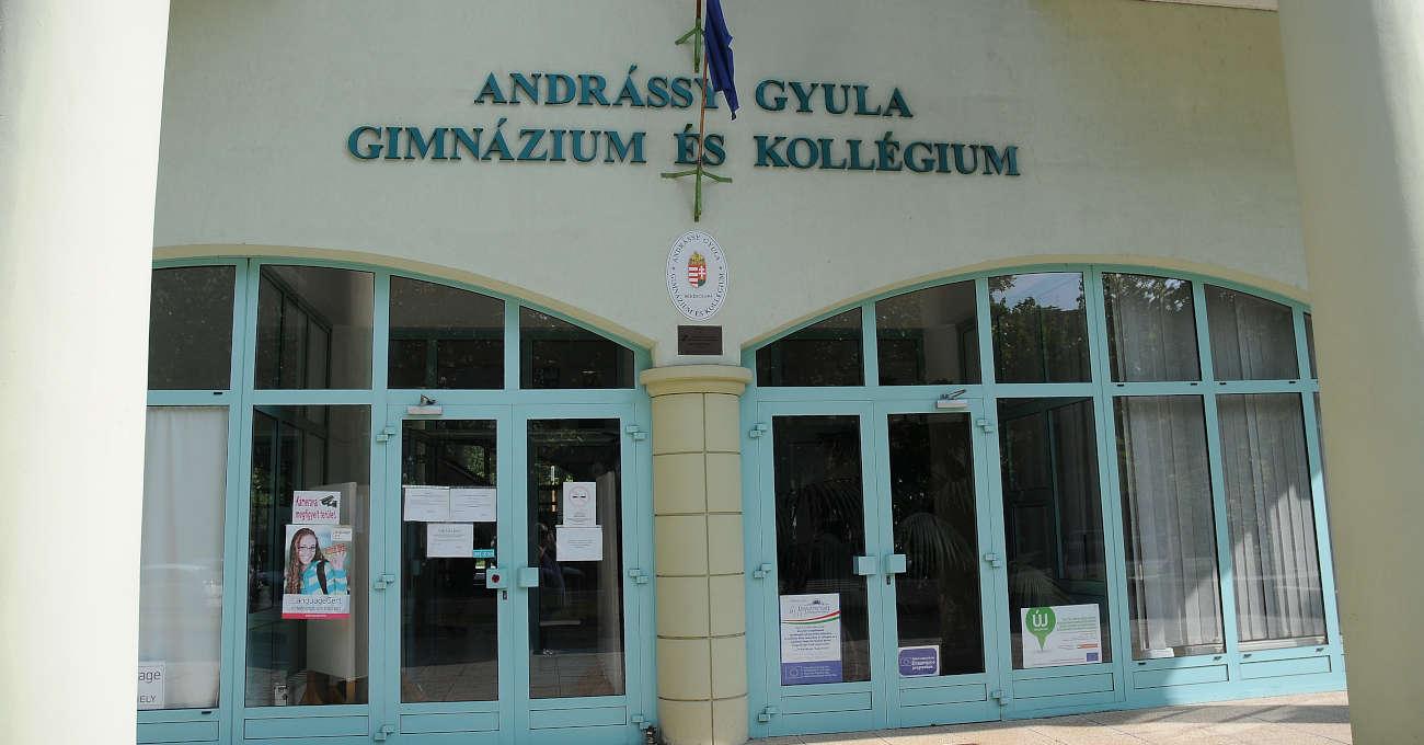 Andrássy Gyula Gimnázium