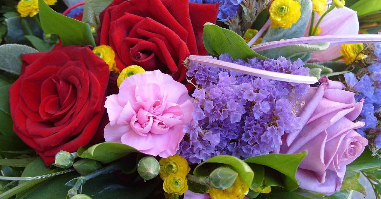 Ballagás, virág