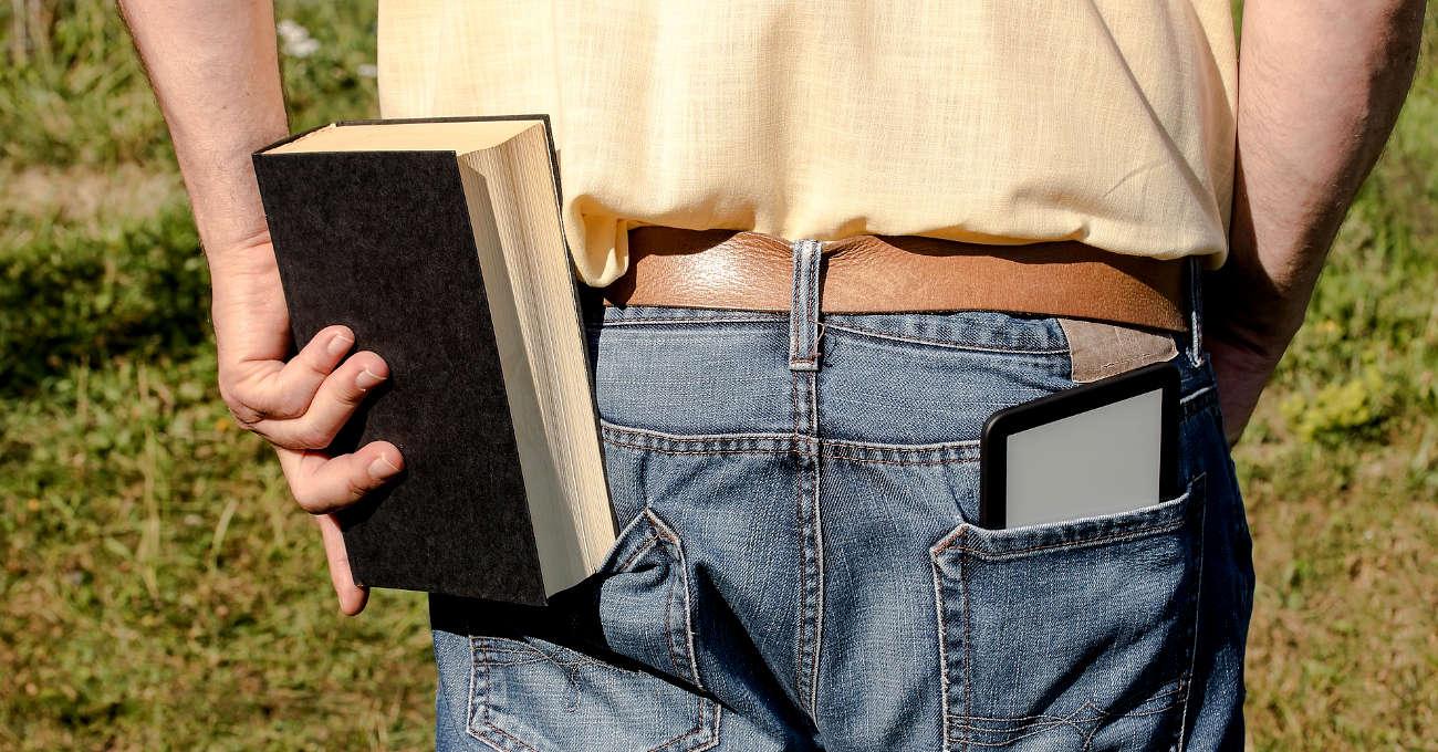 Könyv vs. e-book