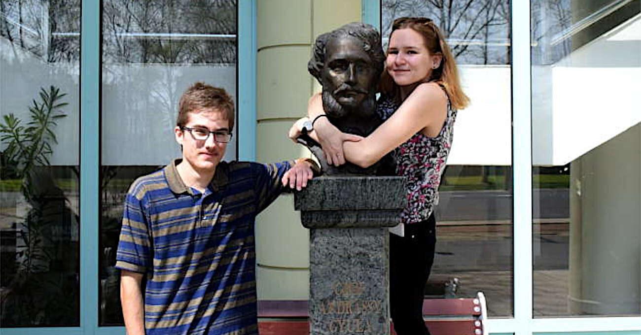 Székely Károly és Csaba Nikolett